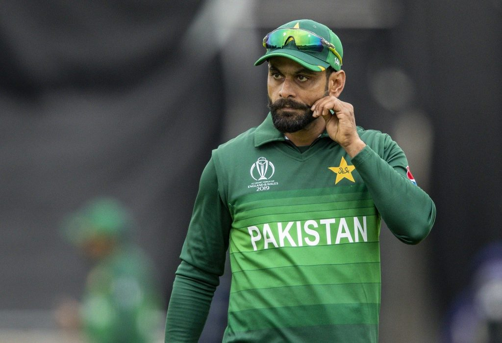 Mohammed Hafeez criticized Sharjeel Khan's comeback to the cricket.