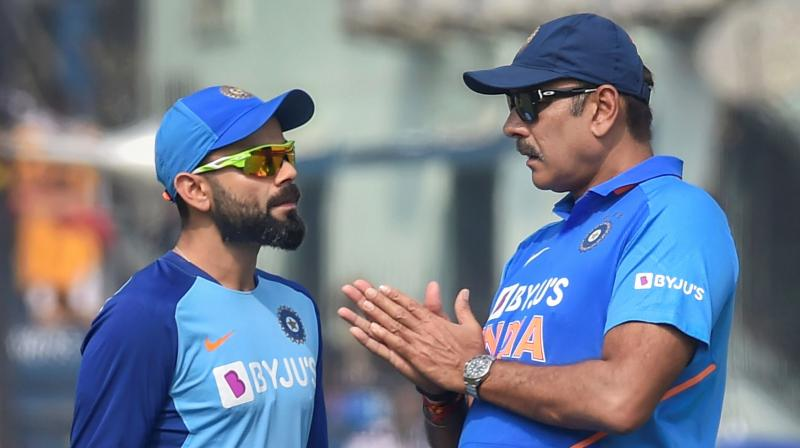 Lockdown is a 'Resting Period' for Team India said Coach Ravi Shastri!