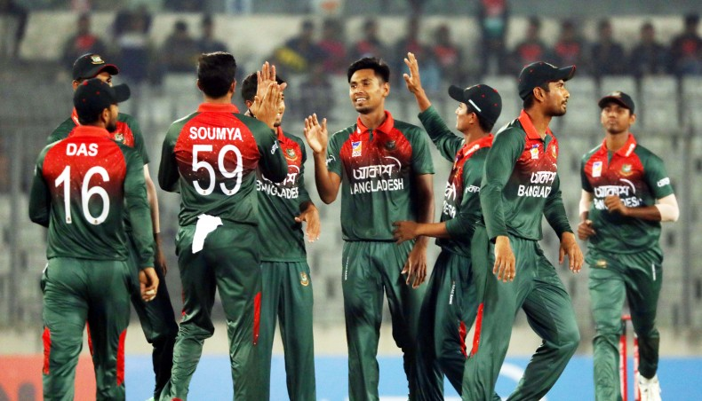 Bangladesh Players will donate half-month salary to Government!