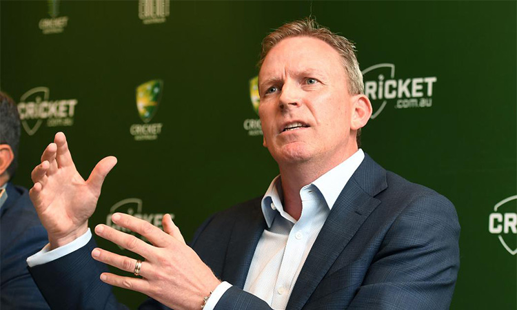 Cricket Australia Chief