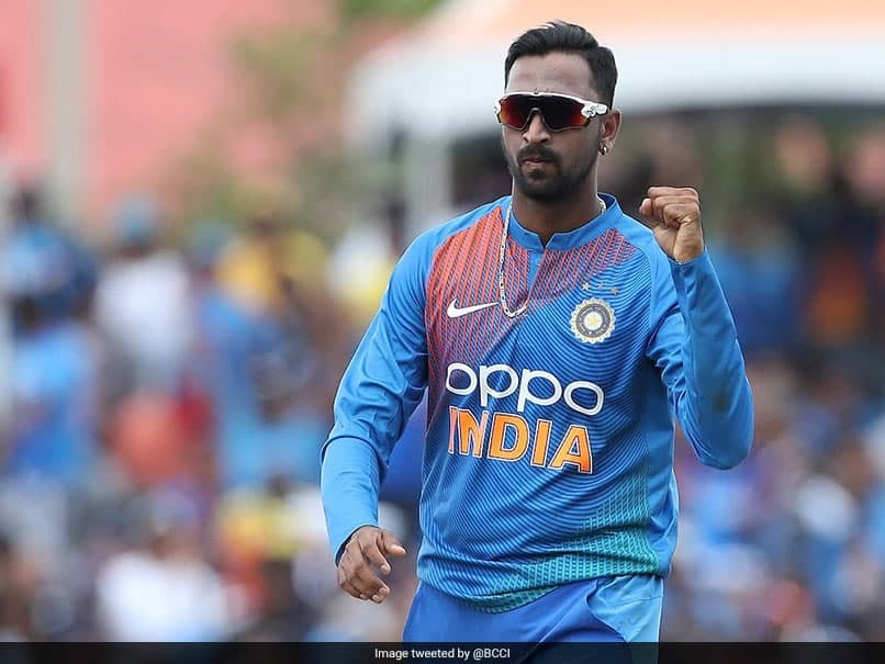 Krunal Pandya birthday