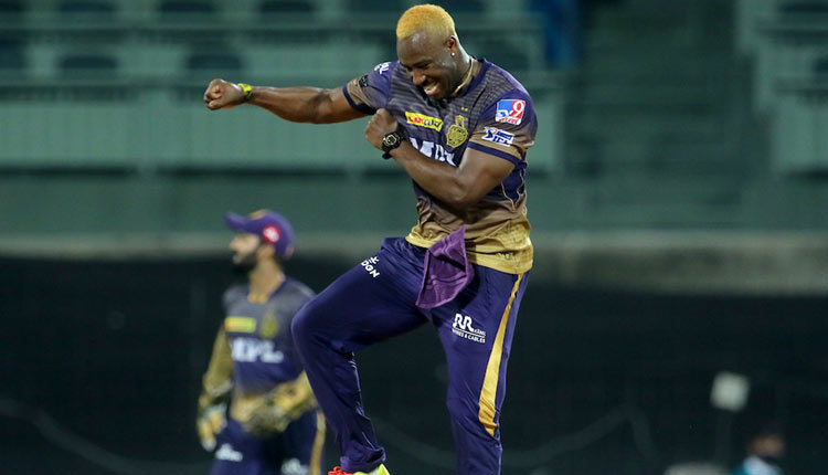 Andre Russell's