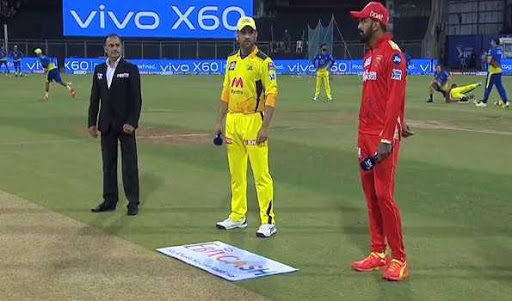 toss MS Dhoni