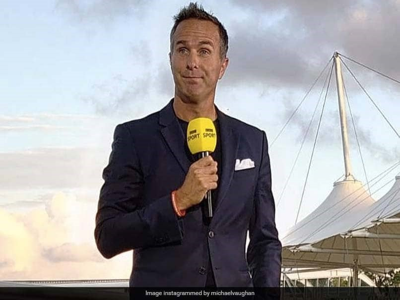 Michael Vaughan dismisses blames on the Hundred for England's terrible performance with the bat