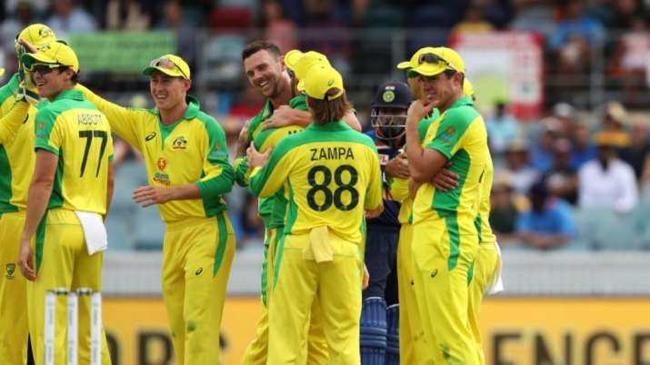 Australia's 18 player's squad for the limited overs tours against West Indies