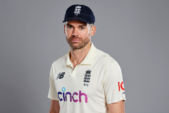 James Anderson overtakes Anil Kumble to become 3rd highest wicket-taker in test cricket