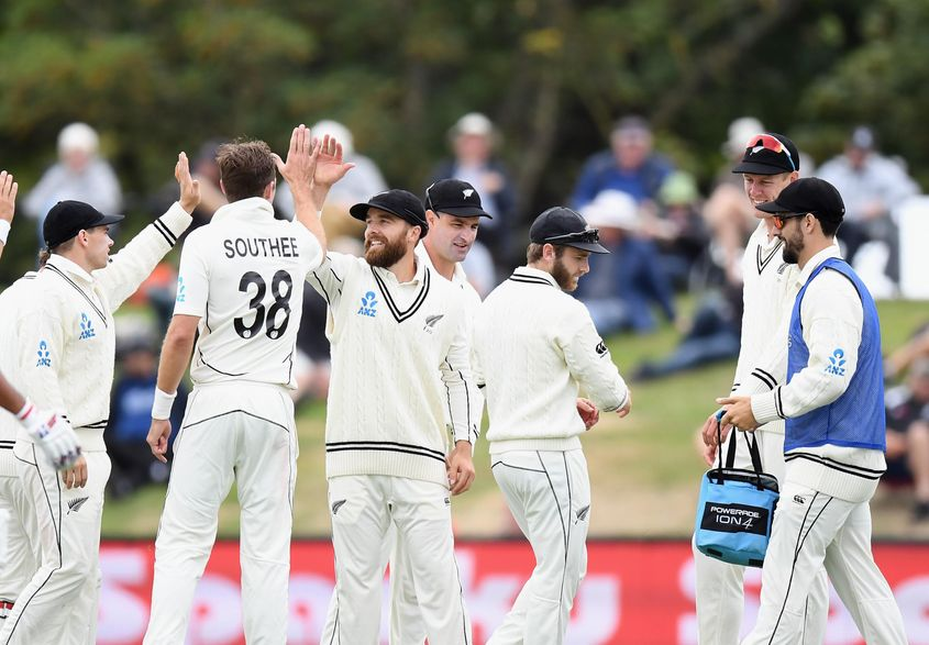 New Zealand overshines India to attain Number 1 spot in the ICC team Test Rankings