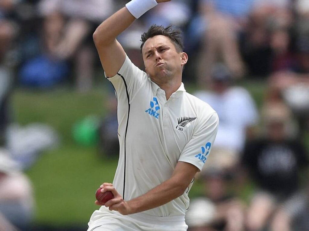 Trent Boult to play in the second test against England