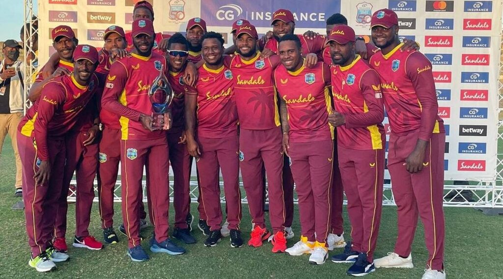 West Indies 17 Players Provisional Test squad for South Africa series