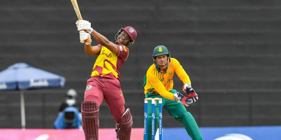 South Africa beats West Indies by 16 runs