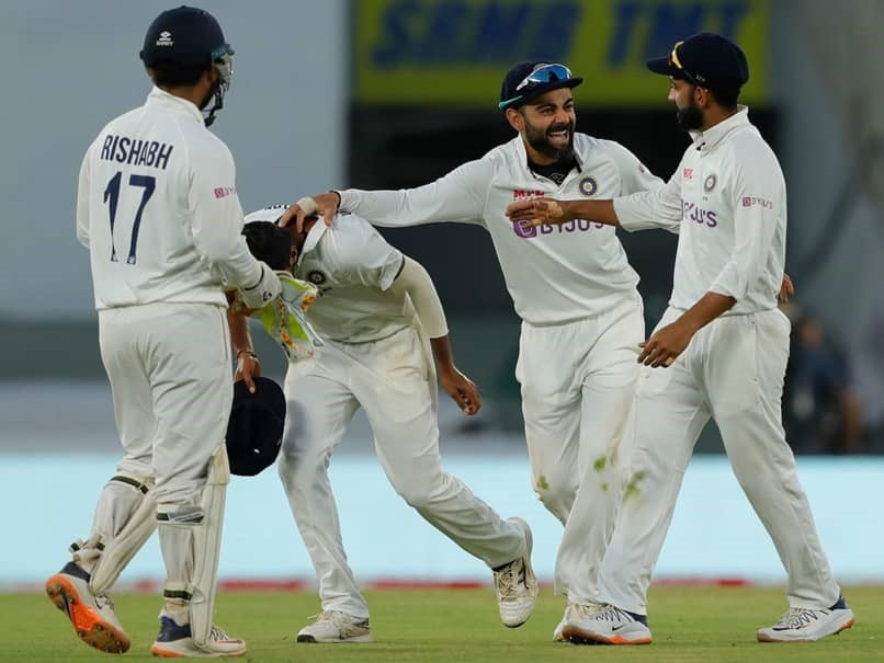 Highlights video of team India's intra-squad match
