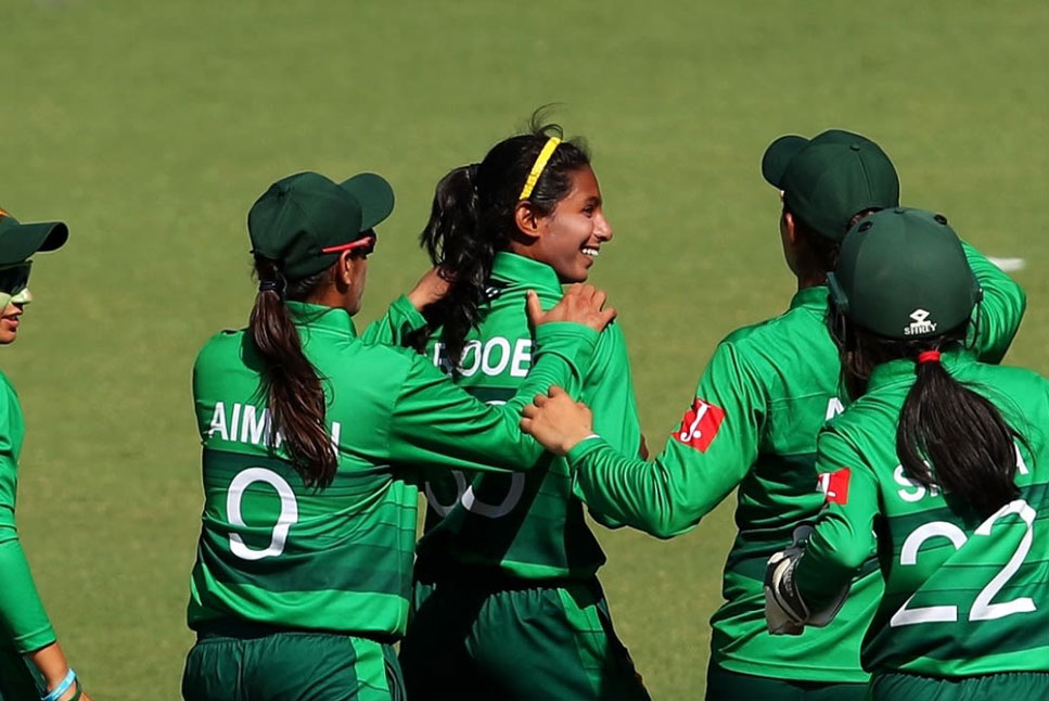 PCB announces 26 player Pakistan Women's team for limited overs series in West Indies