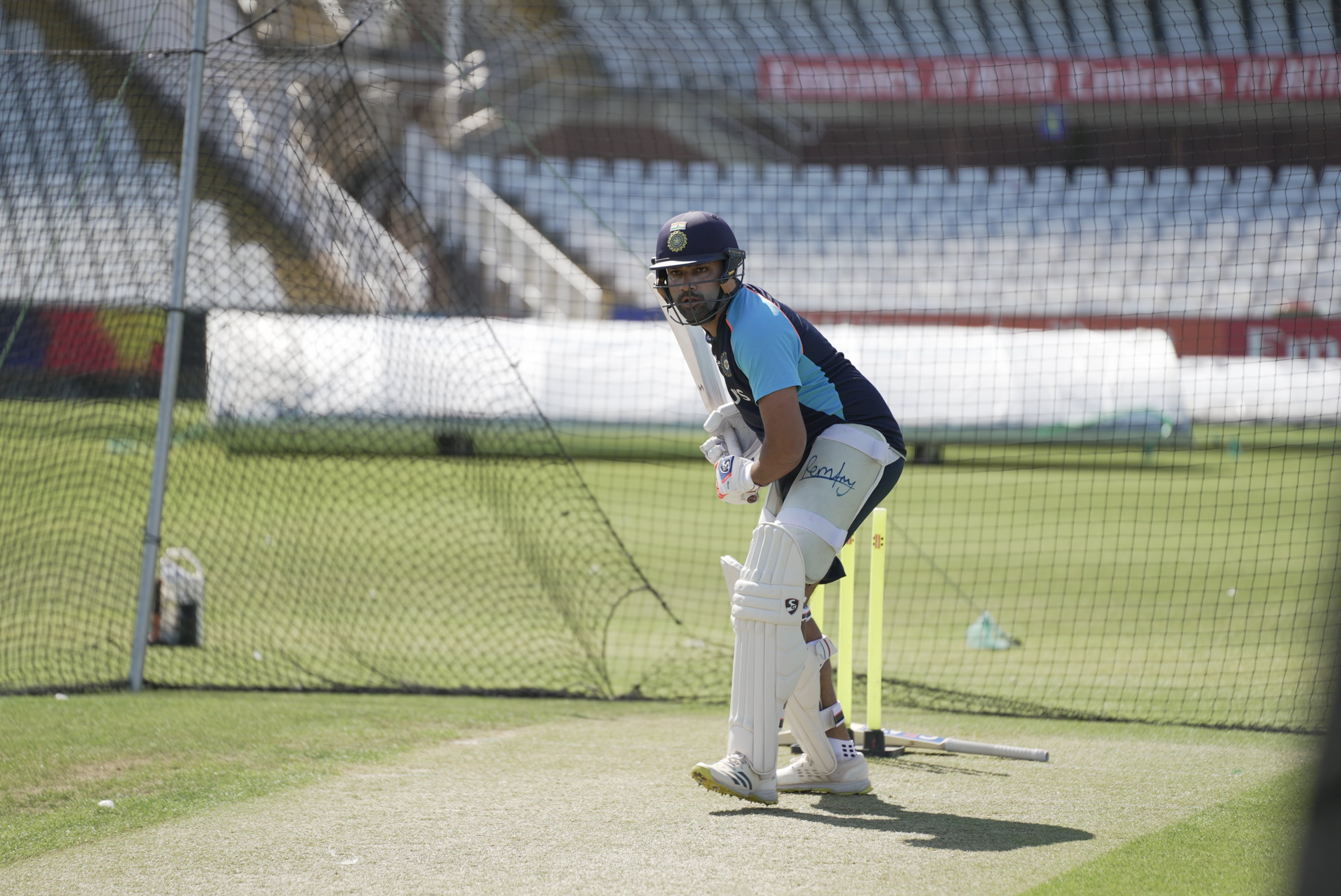 IND vs ENG: Kohli & Co is gearing up for the test series in Durham