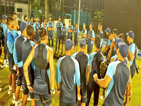 IND vs SL: White ball India team had practiced Session under lights