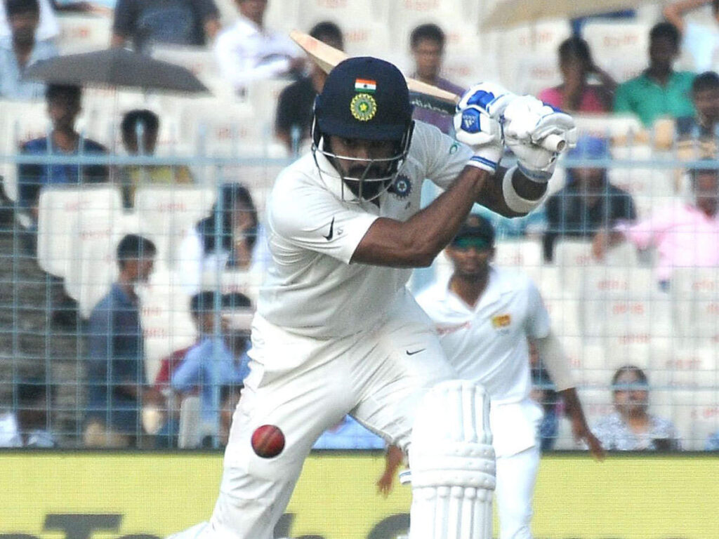 """IND Vs ENG: KL Rahul looks confident for the upcoming test series, says, """"It's always good to get runs in the white kit!"""""""