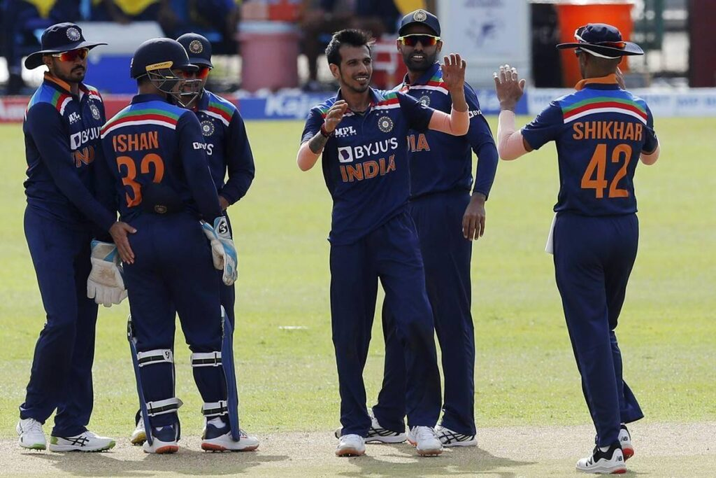 """IND vs SL: """"Everyone is doing well, my focus is just on performing well"""", says Yuzvendra Chahal"""