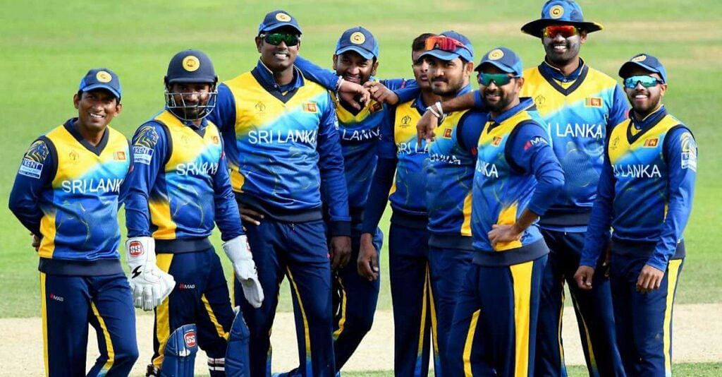 IND vs SL: 25 players Squad
