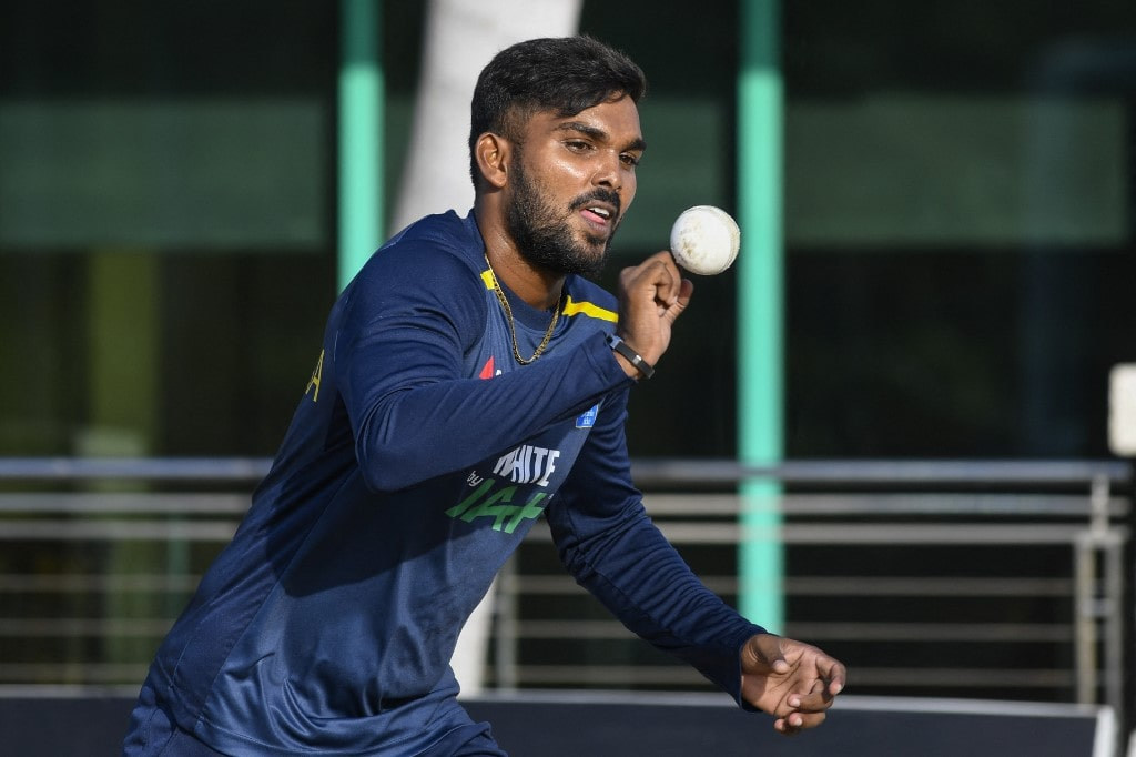 ICC T20I Player Rankings: Hasaranga grabs career best second spot in the Rankings list