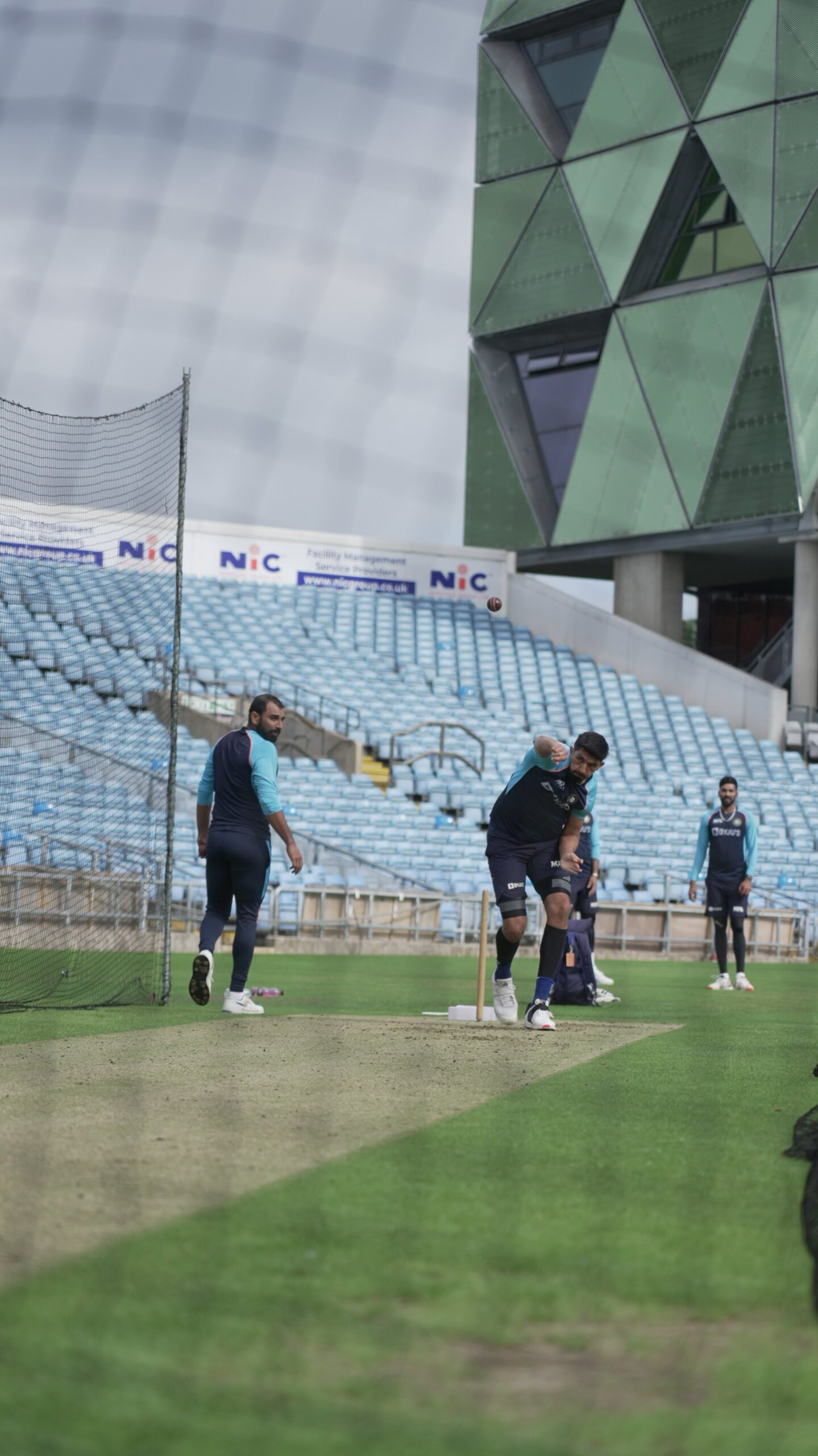 ENG vs IND 3rd Test 2021: Visitors kickstart training at Headingley ahead of the third Test