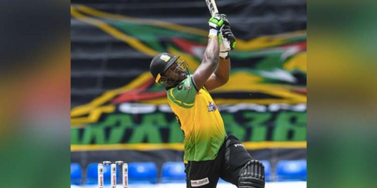 CPL 2021: Andre Russell smashes the fastest half-century in tournament history against Saint Lucia Kings