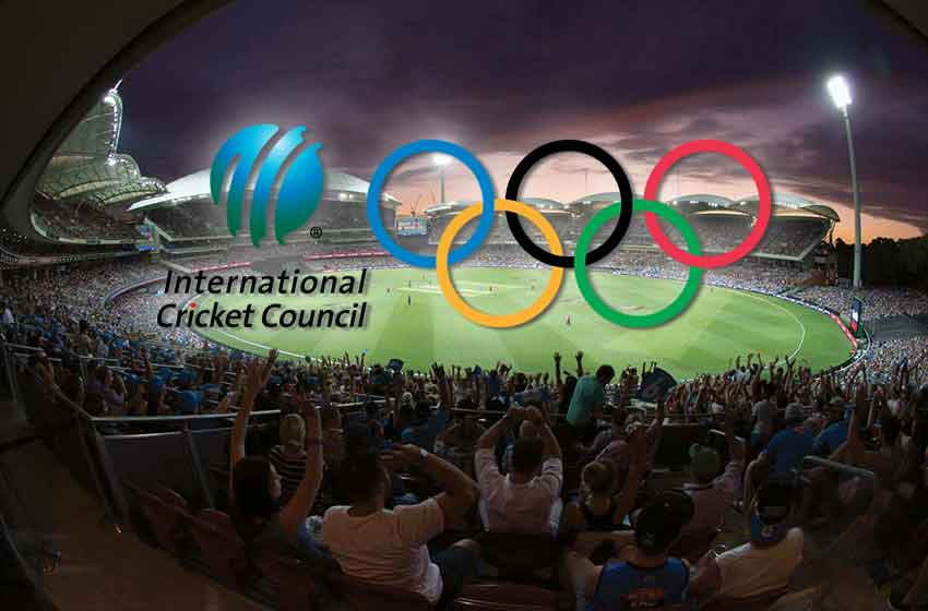 International Cricket Council to push for Cricket's Inclusion in the Olympic Games