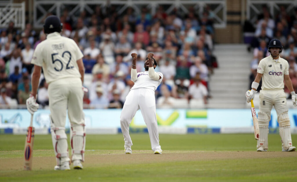 Eng vs IND, 1st Test: Mohammad Shami strikes twice to reduce hosts to 138/4 at tea break