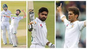 ICC Test Rankings: Fawad Alam & Shaheen Afridi achieves carer bets positions while Azam moves up to seventh spot