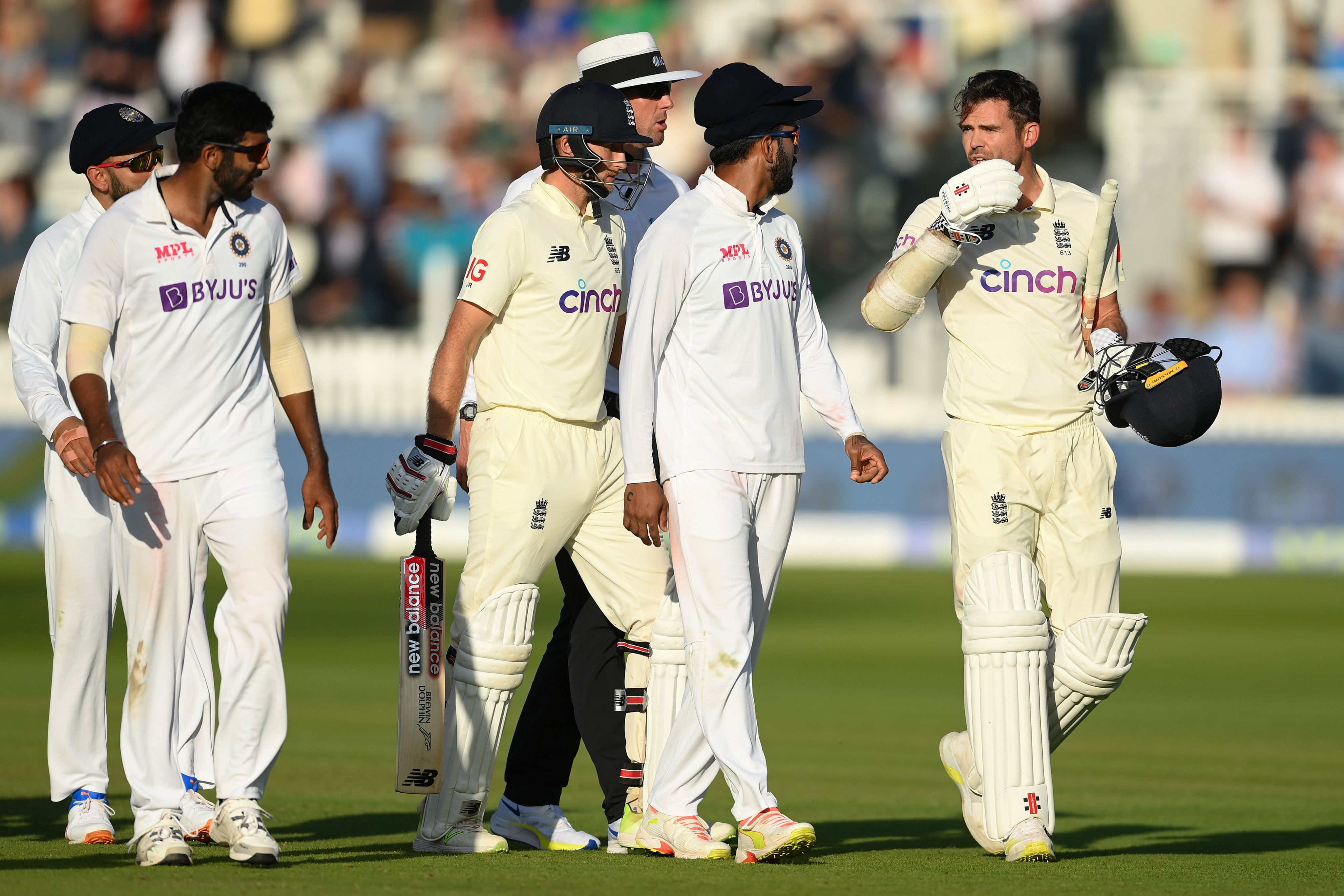 IND vs ENG 2nd Test, Live Cricket Score: India reaches 181/6 at Stumps on Day 4!