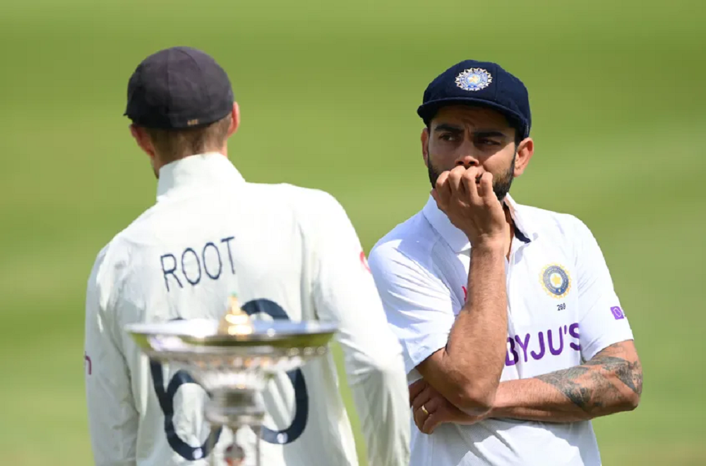 India vs England 1st Test: India & England fined for maintaining slow over-rate