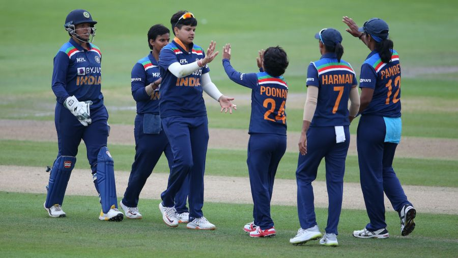 Indian Women's team players