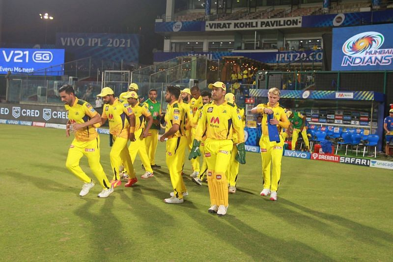 Latest Cricket News: CSK awaits landing approval from the UAE ahead of the IPL 2021