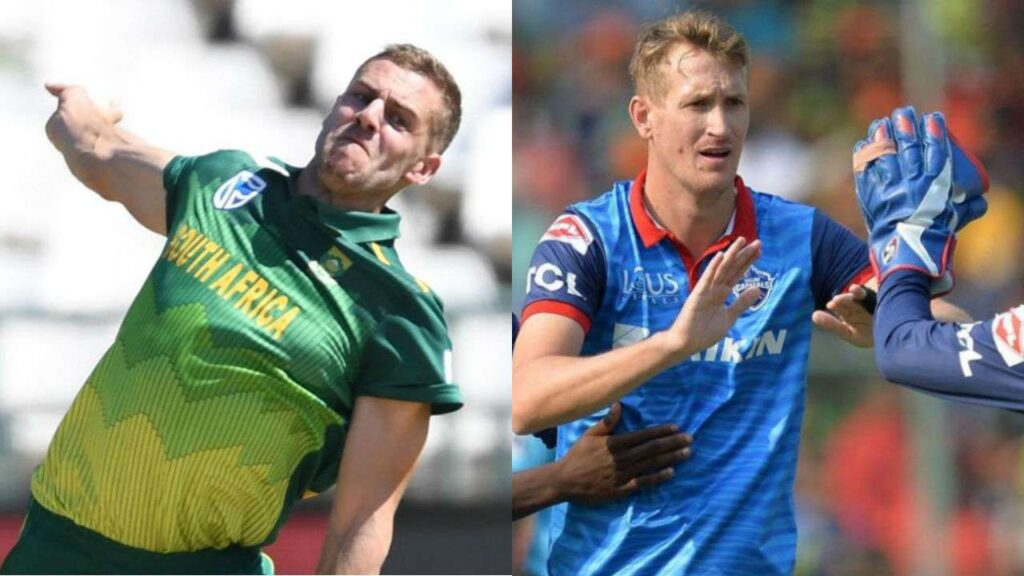 Latest Cricket News: Chris Morris & Anrich Nortje to miss the CPL 2021, Read to know why?