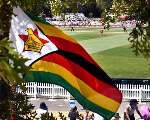 Zimbabwe's Roy Kaia suspended from bowling due to Illegal Action