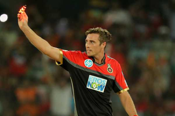KKR signs Tim Southee for the remainder of the IPL 2021