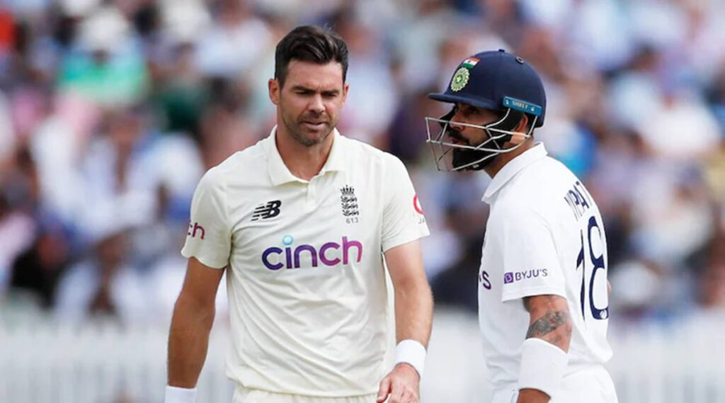 James Anderson surpasses Tendulkar Record to play most Tests at Home Ground