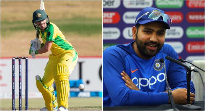 Alyssa Healy takes up inspiration from Rohit Sharma to achieve success in all formats of Cricket