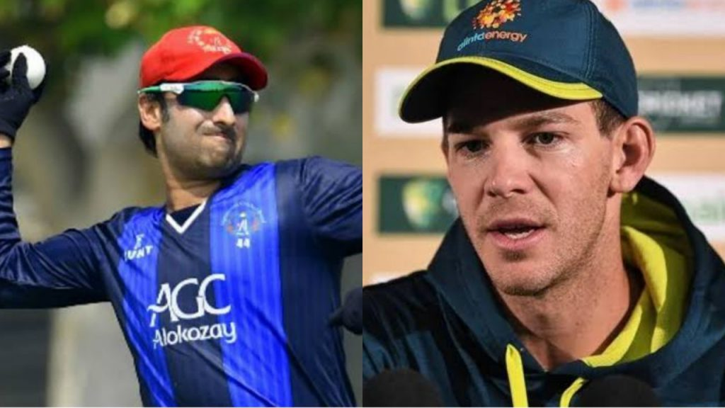 Asghar Stanikzai condemns Tim Paine's 'aggressive statements' against Afghanistan's Inclusion in ICC T20 World Cup 2021