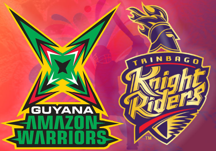 CPL 2021: Match 11, Trinbago Knight Riders vs Guyana Amazon Warriors - Preview, Predicted XIs, Match Prediction, Live Streaming, Weather Forecast, and Pitch Report