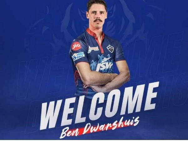 IPL 2021: Delhi Capitals signs Ben Dwarshuis as Chris Woakes' replacement