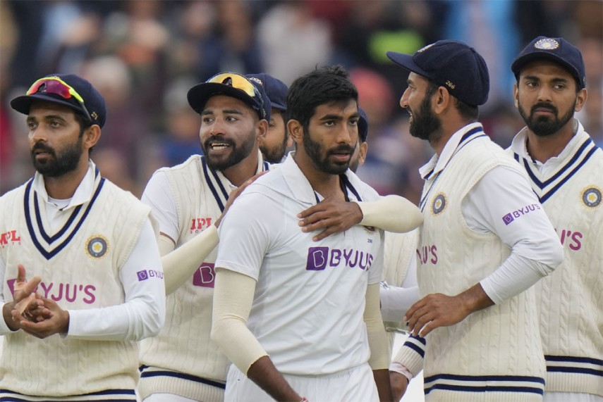 IND vs ENG 4th Test 2021: Indian bowlers shines bright as Visitors take a 2-1 lead in the Test series