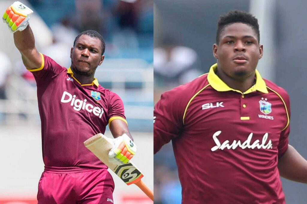 IPL 2021: Rajasthan Royals signed in Evin Lewis and Oshane Thomas as replacements for Jos Buttler and Ben Stokes