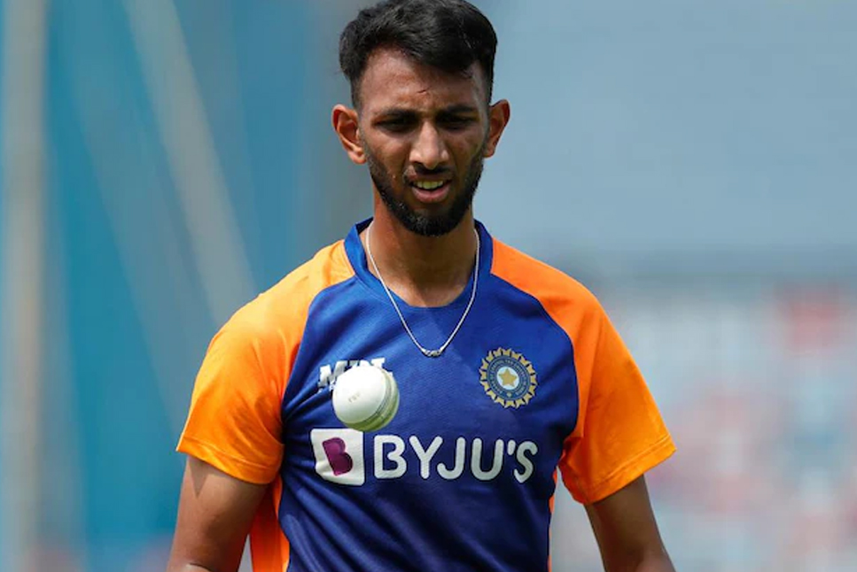 IND vs ENG 4th Test 2021: Prasidh Krishna added to India's squad for 4th Test