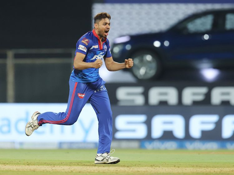 IPL 2021: Avehs Khan is fit to feature in the second leg of the league