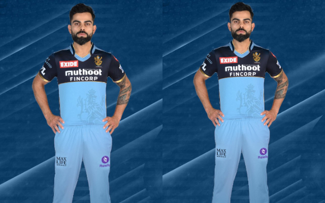 IPL 2021: RCB to don a 'Blue Jersey' in their opening match of the UAE leg of the league