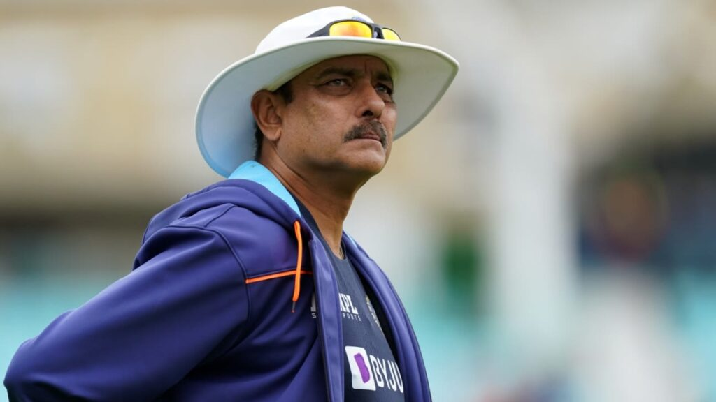 India vs England Live: Ravi Shastri tests Positive for COVID-19, will stay in quarantine for next 14 days
