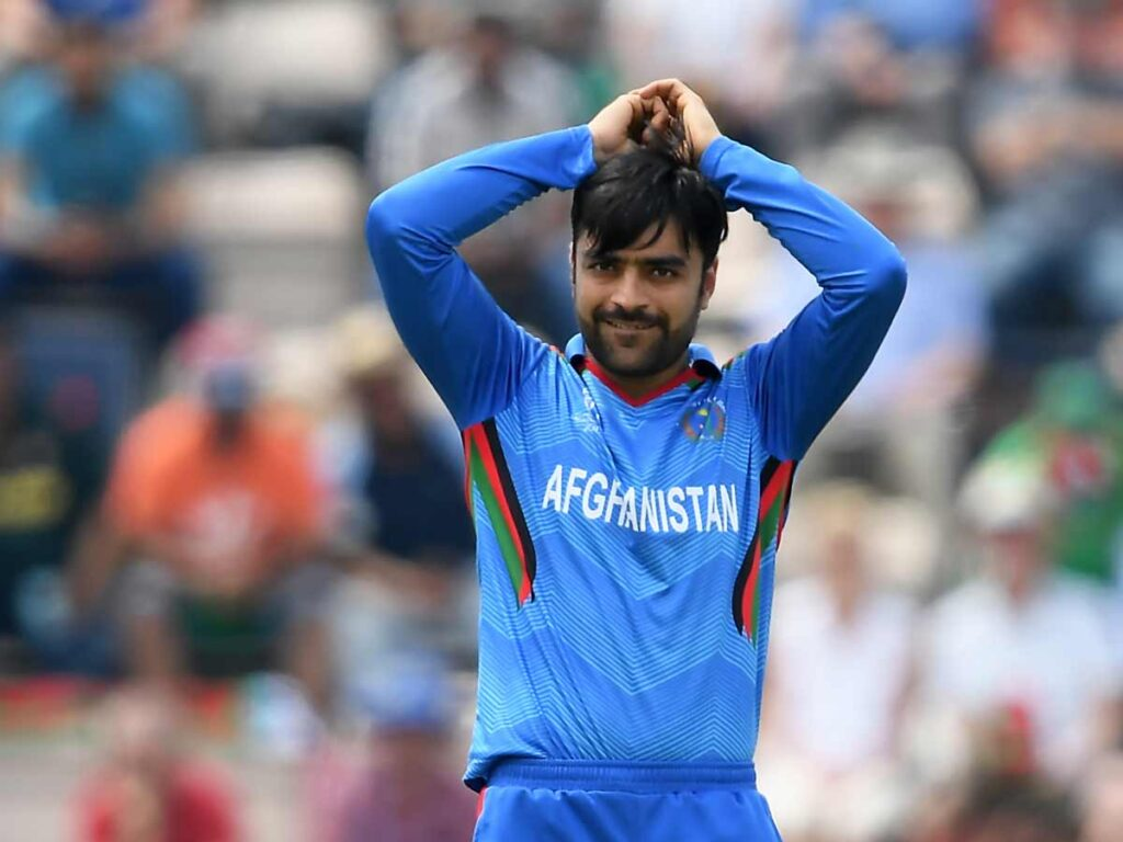 Rashid Khan steps down from Captaincy after Afghanistan announced Squad for T20 World Cup 2021