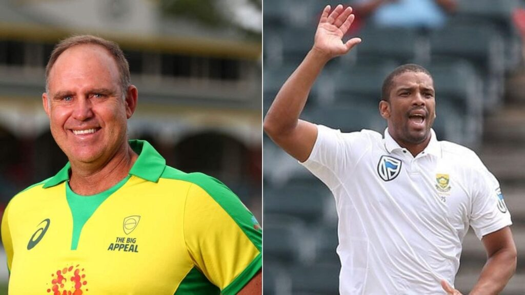 T20 World Cup 2021: PCB appoints Matthew Hayden & Vernon Philander as Coaches for the Showpiece Event